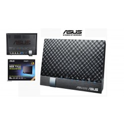 Modem Router Wireless ASUS DSL-AC56U ADSL2+VSDL2 Dual Band 2xUSB Giga