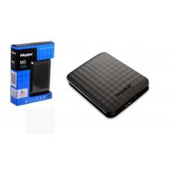 "Disco duro Seagate Maxtor M3 portátil 2.5"" externo USB 3.0 negro - 1 TB"