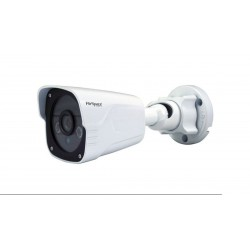"Cámara bullet exterior 4 en 1 HD-CVI CMOS 1.3"" 1.3MP 720P 3.6mm IP66 IR 30m blanca"