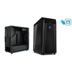 Caja ATX 2xUSB 3.0 negro