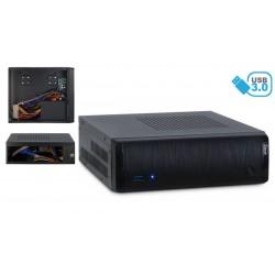 Caja mini-ITX USB 3.0 negra