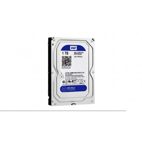 """Disco duro WD Blue WD10EZEX 1TB 3.5"""" SATA 7200rpm - 3 TB"""