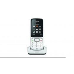 "Teléfono inalámbrico Gigaset SL450H gráfico 2.4"" Bluetooth Micro USB gris"