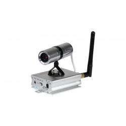 Cámara larga distancia Wireless 2.4 GHz con batería y micrófono