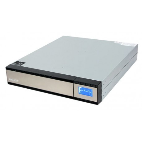 "SAI Phasak Pro-Rack 1500 VA Online LCD 19"""