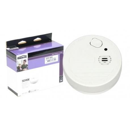 Detector de humo inalámbrico para alarmas Homeguard y Safeguard