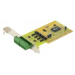 Tarjeta PCI 2 puertos Current Loop 20 mA PCI
