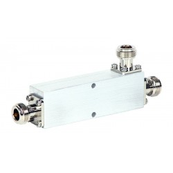 Acoplador direccional Phasak 2 antenas a 1 toma de 15 dB
