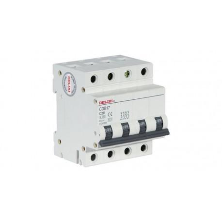 Interruptor 4P, Curva C, 6kA