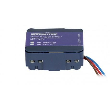Micro módulo X-10 Encendido/apagado/atenuación 2 vías