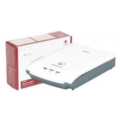Adaptador NAS Wireless N 150Mbps Atlantis para discos externos gris