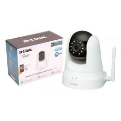 Cámara IP D-Link DCS-5020L Wireless 802.11b/g/n H.264 PTZ