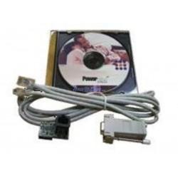 Visonic Kit de programación para PC vía RS-232