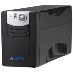 SAI Lapara 850VA / 480W, in-line, 2x Schuko, USB, RJ11