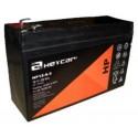 Batería para SAI de alta capacidad de 12V y 6,5Ah