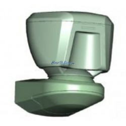 Visonic TOWER 20 AM MCW - Sensor de movimiento para exterior, 8 PIR, antimasking, IP55