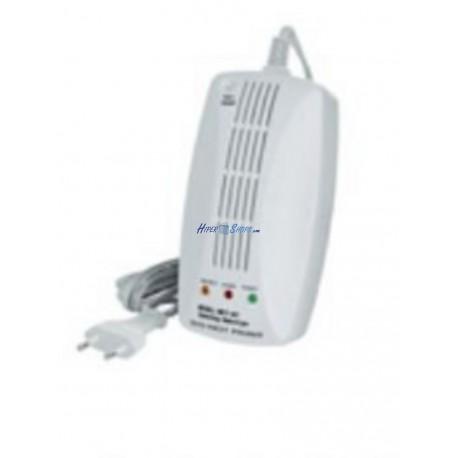 Visonic MCT-441 - Detector de gas natural (metano) con transmisor PowerCode