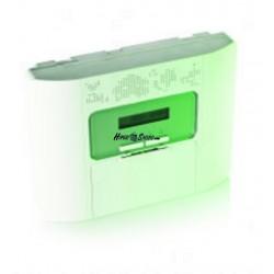 Visonic PowerMaster-30 - Central de alarma inalámbrica alta seguridad PowerG, 64 zonas, 2 entradas cableadas, 1 salida sirena ca