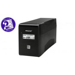 SAI PHASAK LCD USB+RJ - 650 VA