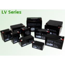 Batería AGM de 12V y 7.2Ah LivEN