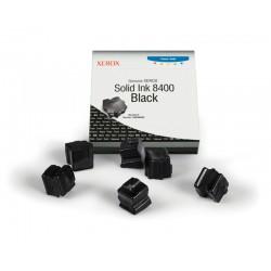 Xerox 108R00608 - Xerox 6 barras de Tinta Sólida Negra