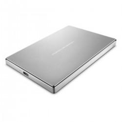LaCie STFD1000400 - LaCie STFD1000400 1000GB Plata disco duro externo