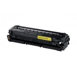 Samsung CLT-Y503L/ELS - Samsung CLT-Y503L Cartucho 5000páginas Amarillo tóner y cartucho láser