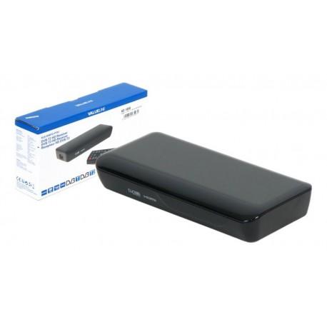 Receptor TDT HD DVB-T2 1080P con salida Scart y HDMI
