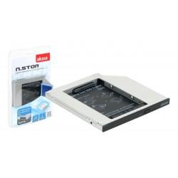 "Adaptador ODD para discos 2.5"" SATA 7/9.5mm"