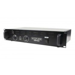 """Amplificador PA 600W para rack 19"""""""