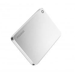 Toshiba HDTW110EC3AA - Toshiba Canvio Premium 1TB 1000GB Metálico, Plata