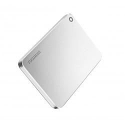 Toshiba HDTW110ECMAA - Toshiba Canvio Premium 1TB 1000GB Metálico, Plata