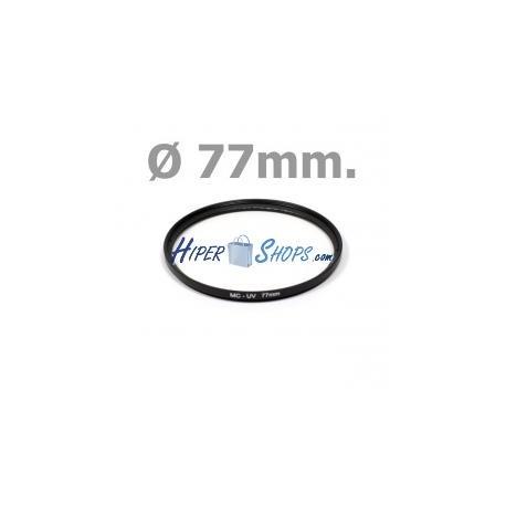 Filtro de fotografía MC-UV 12-capas para objetivo de 77 mm multicapa ultravioleta