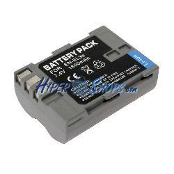 Batería compatible con Nikon EN-EL3e+