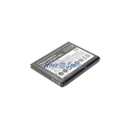 Batería compatible con HTC Wildfire S HD7 HD3 T9292 A510E BD29100