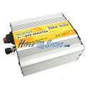 Inversor eléctrico onda modificada 12V a 220V de 300W USB