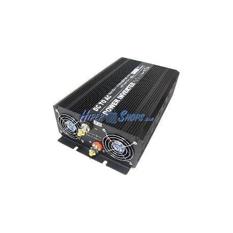 Inversor eléctrico onda modificada 12V a 220V de 3000W