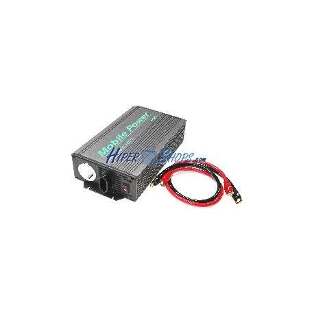 Inversor eléctrico onda modificada 24V a 220V de 1000W