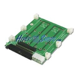 Adaptador Compacto HDD 2.5 a 3.5 (IDC40M-IDC44H)