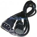 Cable Alimentación IEC-60320 10 m (C13 / C14)
