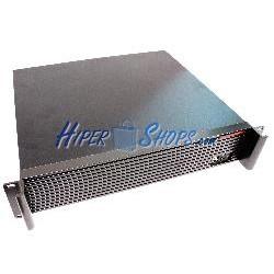Caja rack19 IPC ATX 2U F380mm 4x3.5 RackMatic