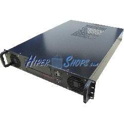 Caja rack19 IPC ATX 2U F610mm 1x5.25 5x3.5 RackMatic
