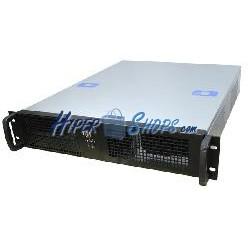 Caja rack19 IPC ATX 2U F550mm 2x5.25 4x3.5 RackMatic