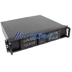 Caja rack19 IPC ATX 2U F400mm 1x5.25 3x3.5 RackMatic