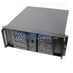 Caja rack19 IPC ATX 4U F460mm 3x5.25 8x3.5 RackMatic