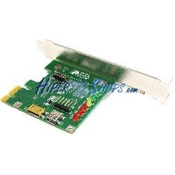 Tarjeta PCI-Express para adaptador externo de PCI-Express