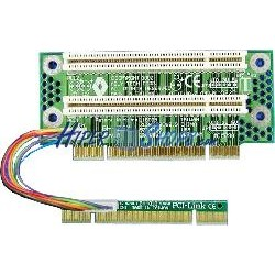 Riser Card 52.00mm (2x2 PCI32)