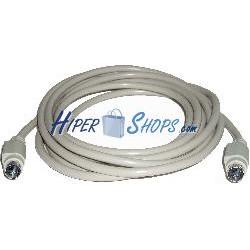 Cable PS2 15m (MiniDIN6-M/M)