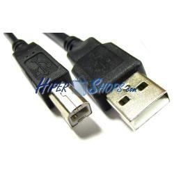 Cable USB 2.0 (AM/BM) 7.5m