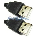 Cable USB 2.0 (AM/AM) 3m